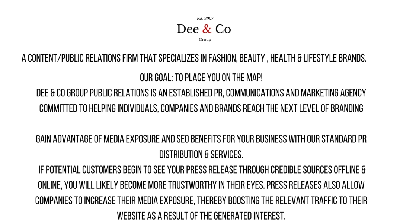 Dee & Co (1)